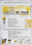 CARTEL CURSILLO COLOR [W3]