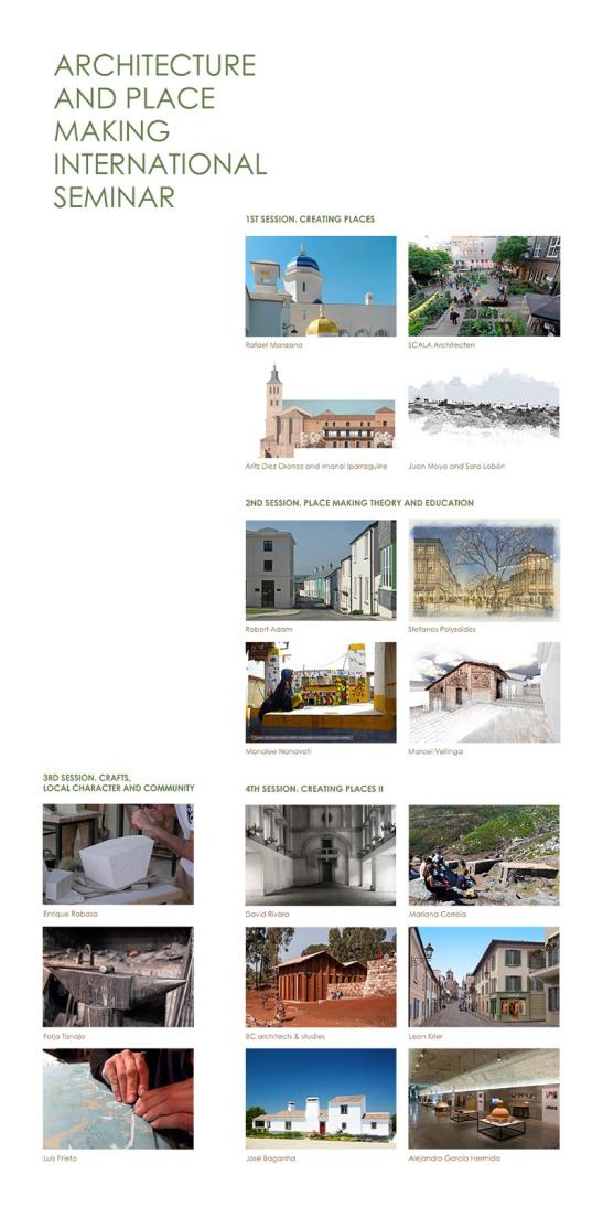Conferencias Premio Rafael Manzano